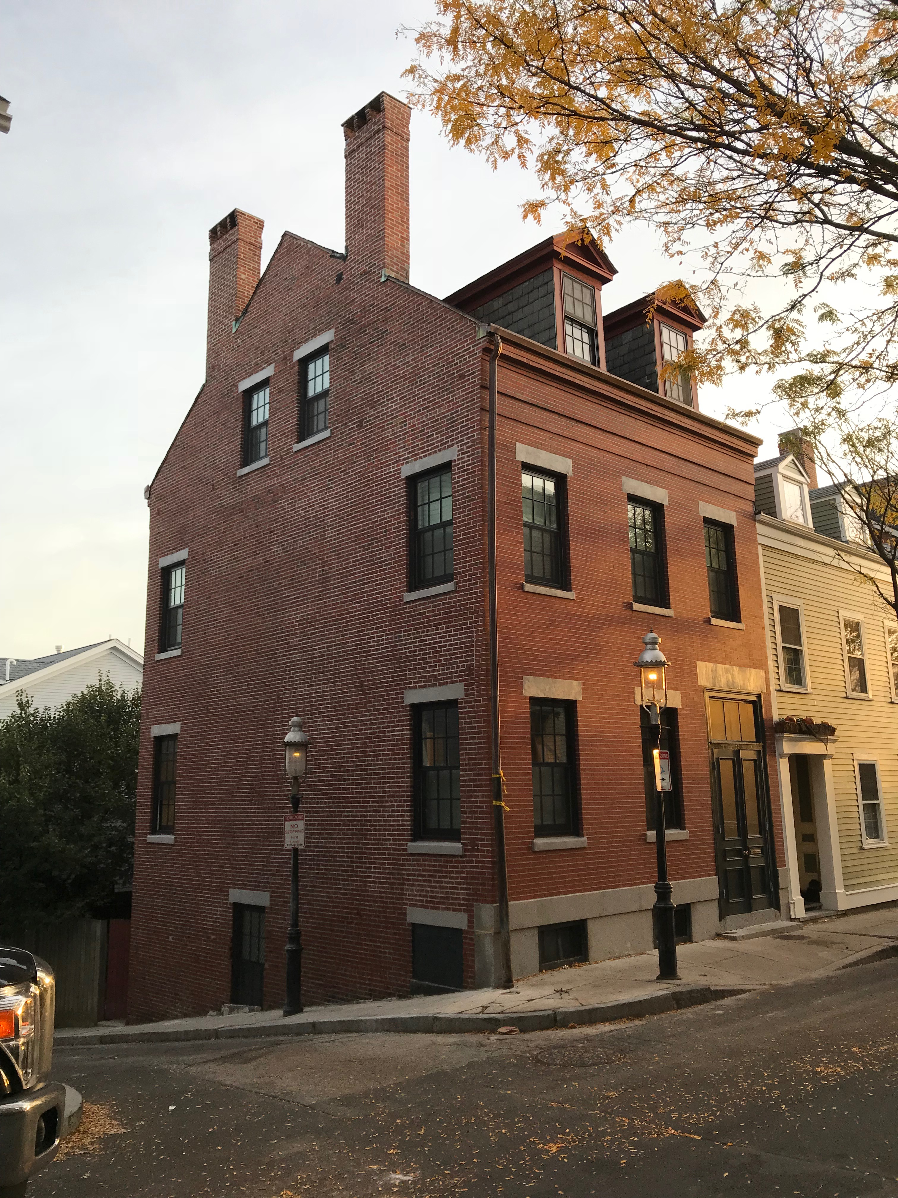 O'Neill Masonry Boston MA