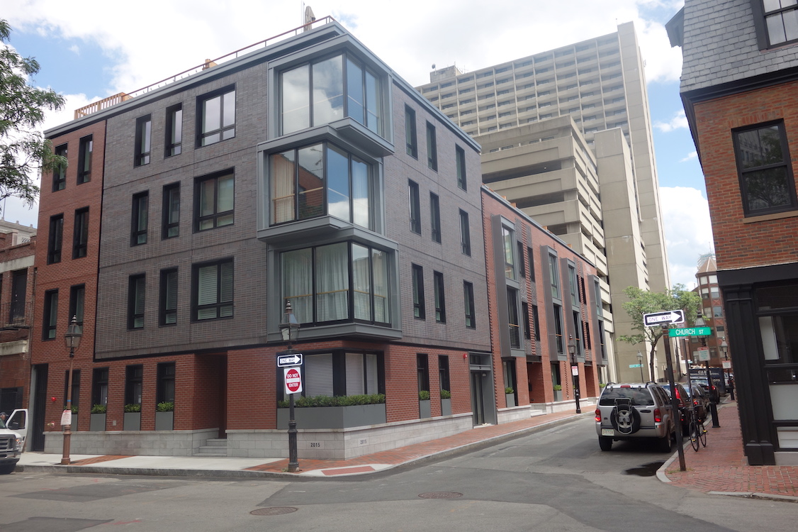 O'Neill Masonry Inc., Piedmont Park Sq Boston, MA