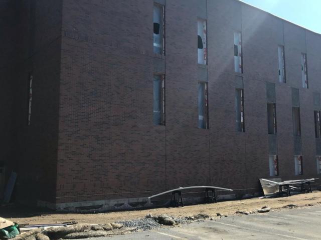 O'Neill Masonry Inc, NASSR Building - Belmont, Ma