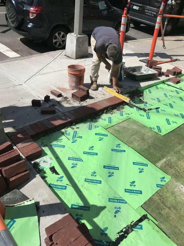 O'Neill Masonry Inc Waterproofing Boston